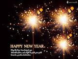 happy new year messages with picture