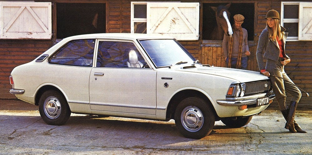 Toyota Corolla 1979 Wiring Diagrams