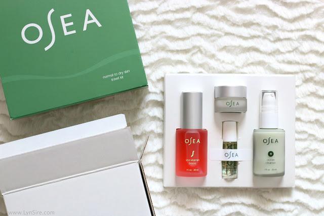 Osea, Giveaway, Starter Set