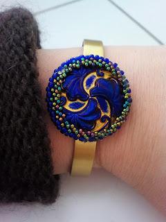 Prosta bransoleta z legend arturiańskich / Simple Arturian Legends bracelet