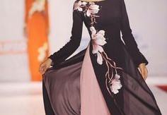 25 فستان كاجوال للمحجبات لربيع عام 2019