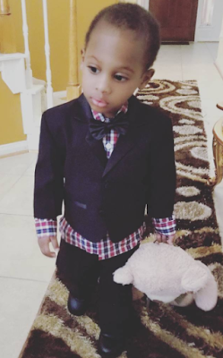 """""""You light up my world in the most incredible way""""- Uche Jombo celebrates son (photos) – Nigerian: Breaking News In Nigeria"""