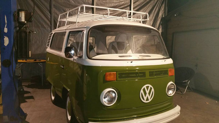 vw shorty for sale vw bus. Black Bedroom Furniture Sets. Home Design Ideas