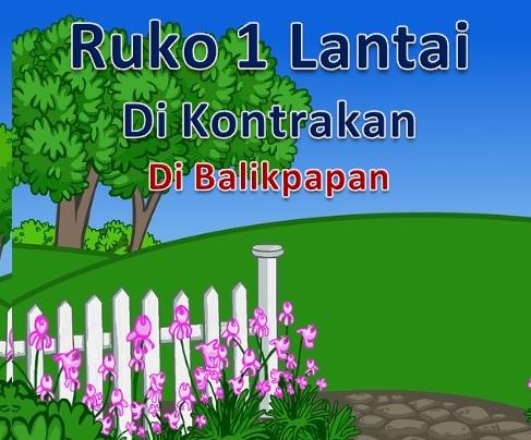 Ruko_DiKontrakan_Di_Balikpapan