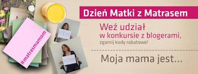 "konkurs ""Dzień Matki z Matrasem"", księgarnia Matras, książki, rabat"