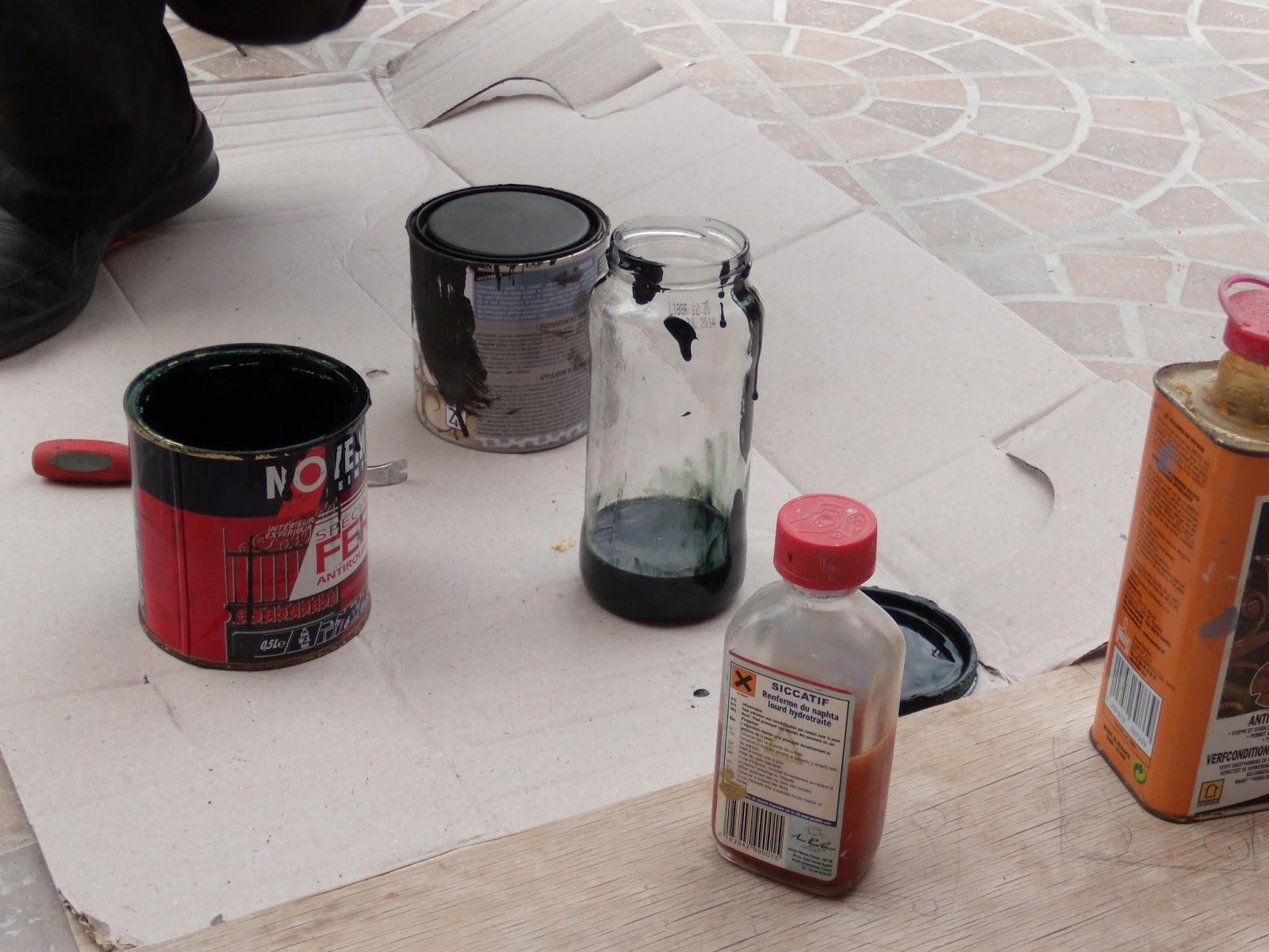 Le Blog De Lavenir Ponçage Grattage Et Peinture Dun