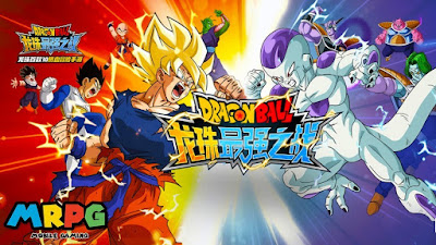 Dragon Ball Strongest Warrior APK + OBB for Android
