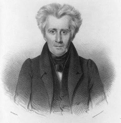 andrew jackson a man of the Andrew jackson is a demagogue because: 1 he lied to the nation by saying john adams procured an american prostitute for the russia tzar on his trip there as an envoy.