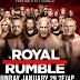 Novo nome sendo dado como favorito para vencer a Royal Rumble Match