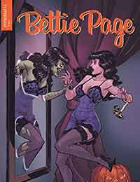 Bettie Page: Halloween Special Comic
