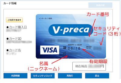 Vプリカ(手数料なし・情報漏えいの危険なしでクレジットカード決済できる)のVISA付きプリペイドカードをアマゾンで使う方法を紹介。