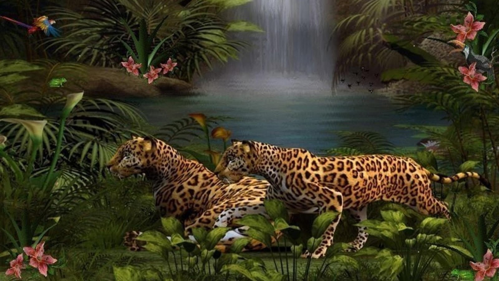 Fondos Animados Para Celular De Animales: Imagenes De Tigres Para Fondo De Pantalla Hd