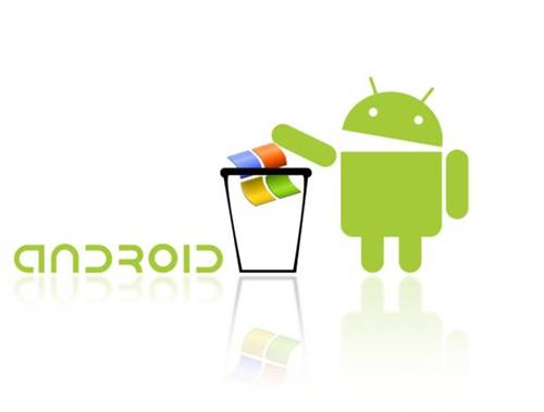 Android superará o Windows