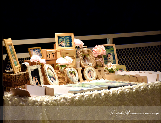 wedding decoration, buffet, cafeinees restaurant, black market restaurant, setup service, malaysia wedding, decorator, vendor, rustic theme, garden, fairy lights, flower stand, red carpet, wedding door gift, favour, reception table decoration, photo album table, backdrop, stage, elegant, unique, special, floral table cloth