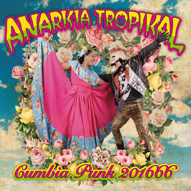 anarkia tropikal discografia