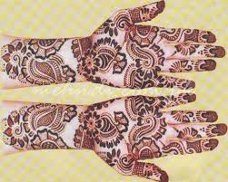 Attractive & Beautiful Hd Desgin Of Mehandi 61