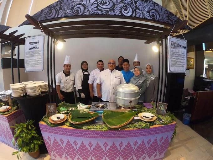 Gabungan Citarasa Malaysia di Restoran Aroma D'AnCasa, AnCasa Hotel & Spa Kuala Lumpur