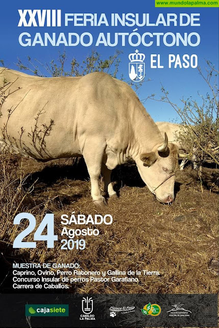 XXVIII Feria Insular de Ganado Autóctono de El Paso