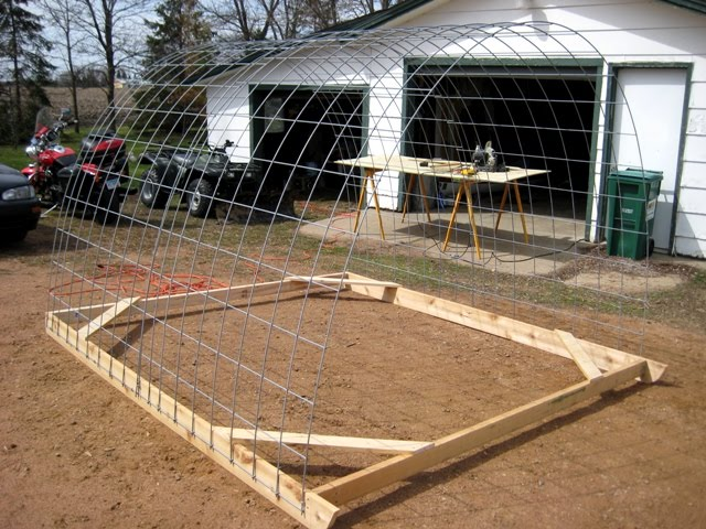 Building a en Coop Hoop House - Part I | Gypsy Farmgirl on rabbit photography, rabbit compost, rabbit tractor plans, rabbit hill house, rabbit cage tractor, rabbit fruit, rabbit hole house, rabbit garden house, rabbit greenhouse,