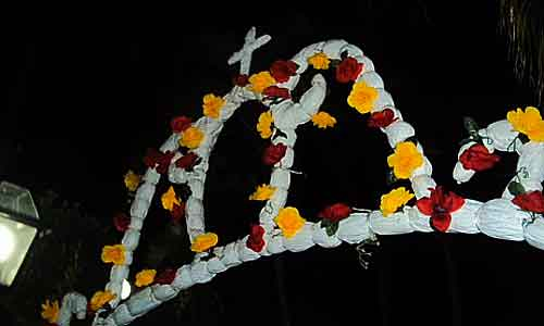 Fiesta de la Santa Cruz en Alvarado