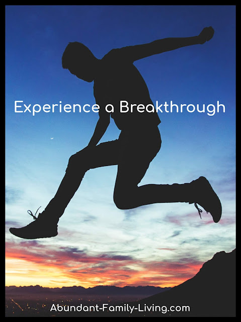 Experience a Breakthrough