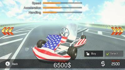 Go Kart Drift Racing Apk v1.5 (Mod Money)
