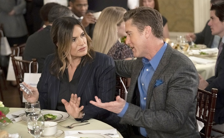 Law and Order: SVU - Episode 21.16 - Eternal Relief From Pain - Promo, Promotional Photos + Press Release