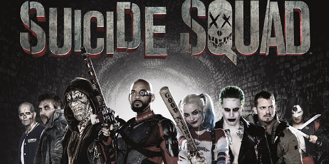 Suicide Squad (English) in hindi watch online