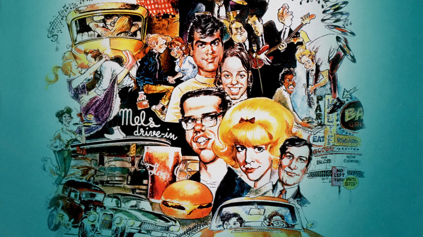 the life of george lucas and his first 1973 film american graffiti Let's get nostalgic for nostalgia and look in-depth at the making of american graffiti 1 george lucas made the movie partially out of spite the young director's previous film and first feature, the futuristic sci-fi drama thx-1138, had been a disappointment both critically and commercially lucas' wife, marcia—as well as friend francis ford coppola—urged him to make something more relatable.