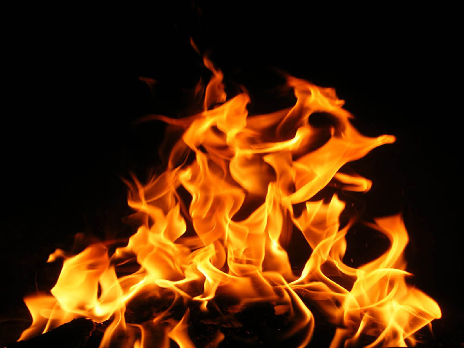 Wallpapers Fire Flames