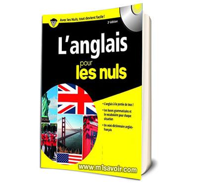 L'Anglais Pour les Nuls PDF GRATUIT