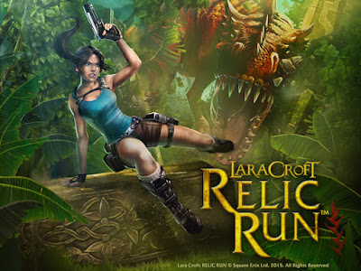 Download Game Android Gratis Lara Croft: Relic Run apk + obb