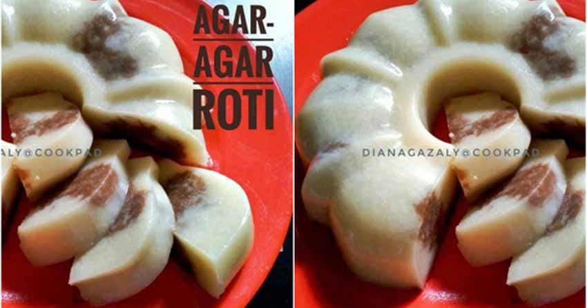 Resep Membuat Agar Agar Roti by Diana Az   KOMPINikmat