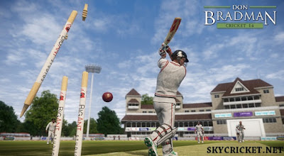 Don Bradman cricket sequel Game