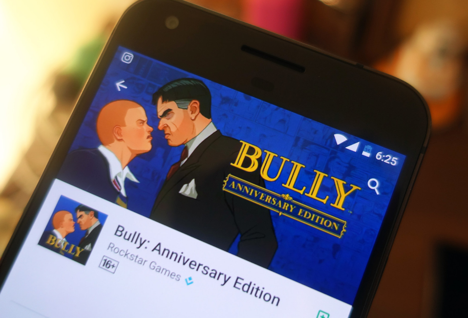 Download Game Bully: Anniversary Edition APK Terbaru Untuk Android