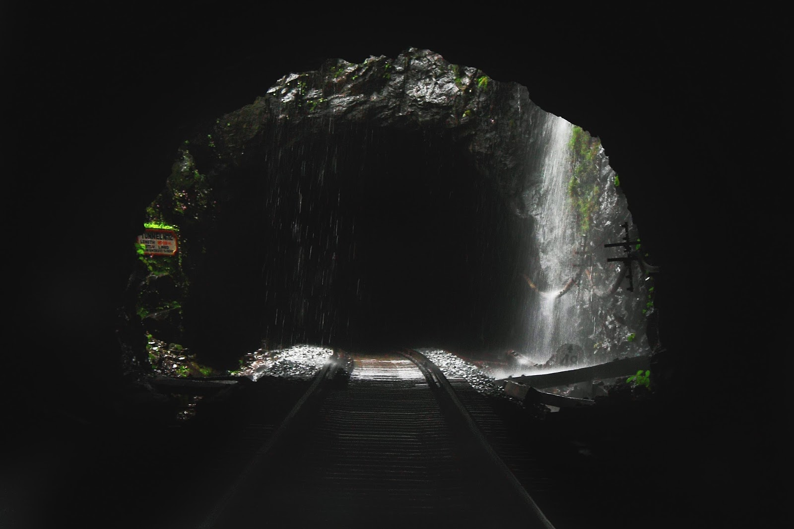 Tunnel near Dudhsagar