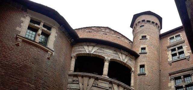 House in Albi