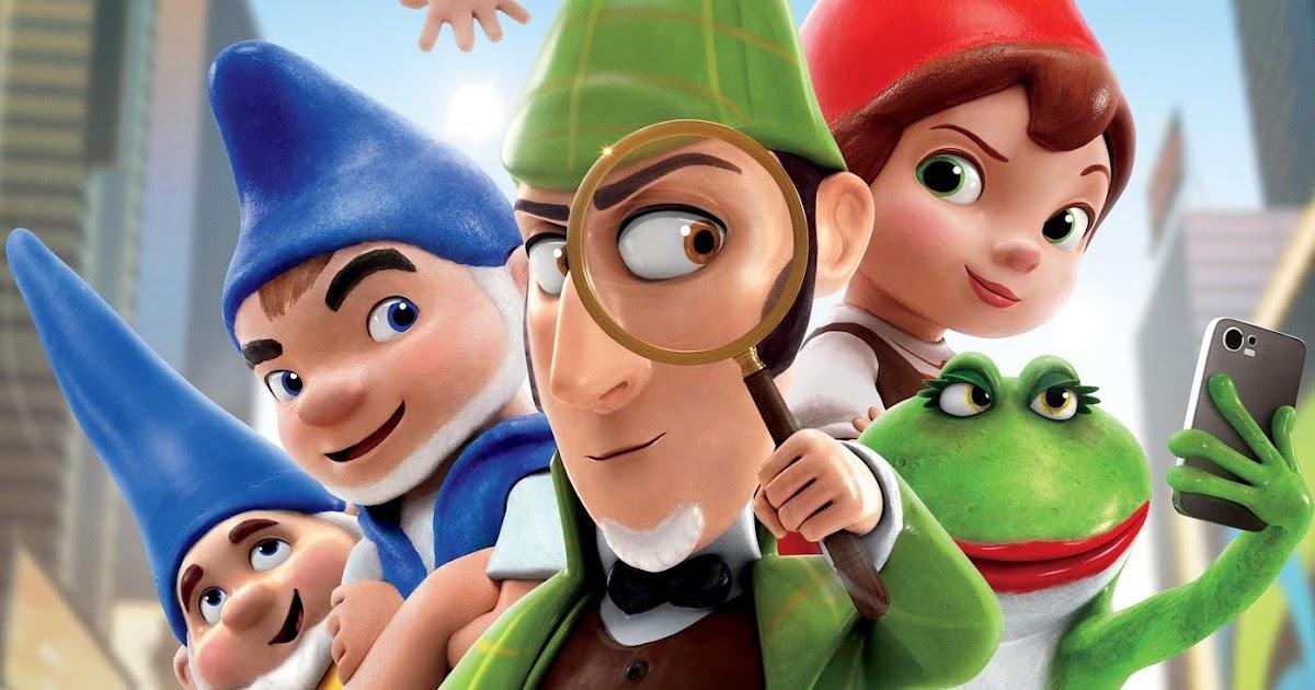 Tem Na Web - Crítica de Gnomeu e Julieta - O Mistério do Jardim
