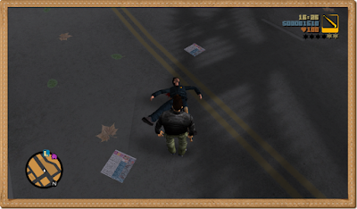 GTA 3 Games Screenshots