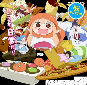 Himouto! Umaru-chan 12/ 12 HDLigero 120 MB + OVAS SUB ESPAÑOL (MEGA)