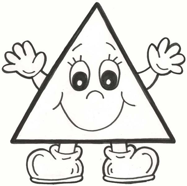 triángulo animado