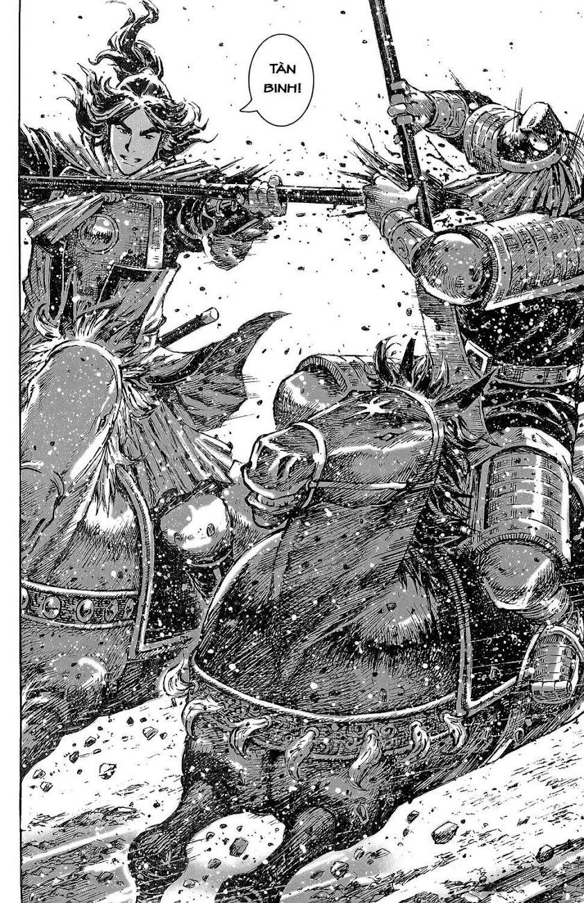 Hỏa phụng liêu nguyên Chương 373: Nhược tướng tàn binh [Remake] trang 17