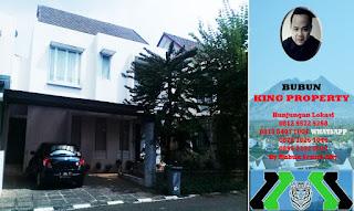 Rp.3.3 MIlyar Dijual Rumah Furnis Di Cluster Exclusive Lavanoise Sentul City (code:271)