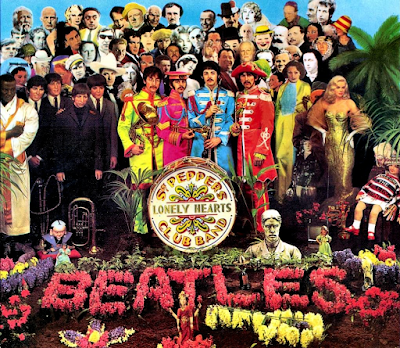 Sgt. Pepper's Lonely Hearts Club Band, Beatles
