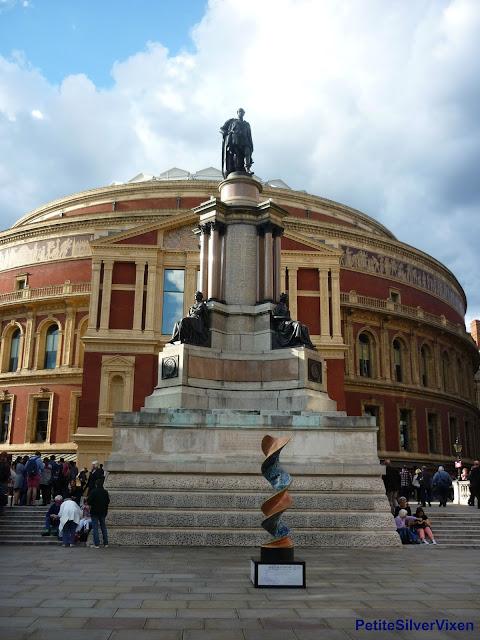 Royal Albert Hall | PetiteSilverVixen