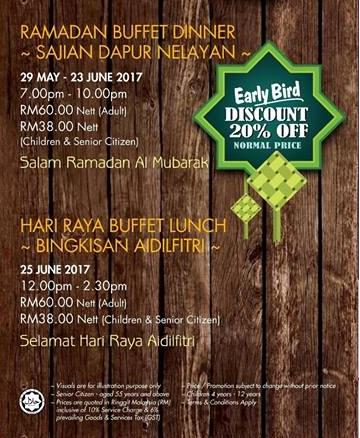 buffet ramadhan sunway hotel georgetown