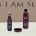 TS3 & TS4 AS I AM Hair Care Set (Fixed 7.8.19)
