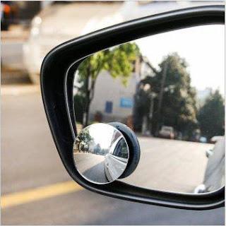 Điểm mù ô tô và cách phòng chống
