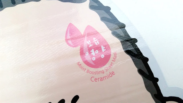 ceramide Psy Energy Factory sheet mask