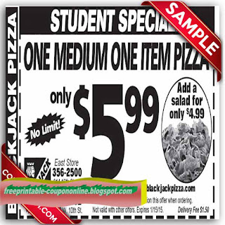 Free Printable Black Jack Pizza Coupons